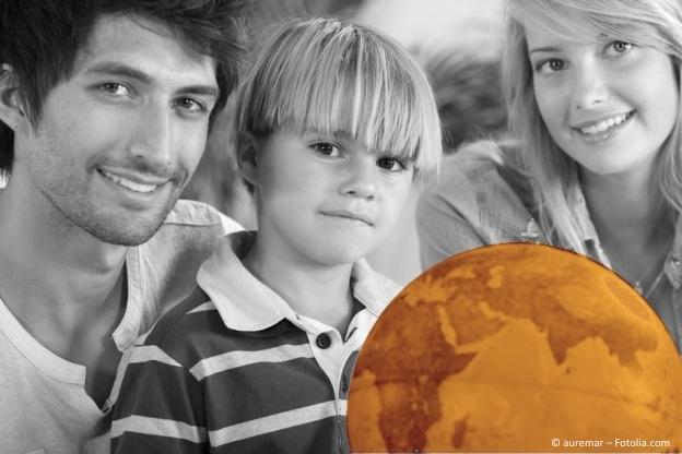 Auswanderer Versicherungsschutz für Familien im Ausland